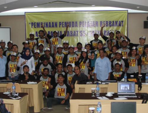 Pembinaan Pemuda Pelajar Berbakat Asal Papua Barat se-Jawa Bali