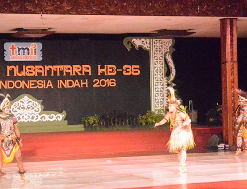 Parade Tari Nusantara