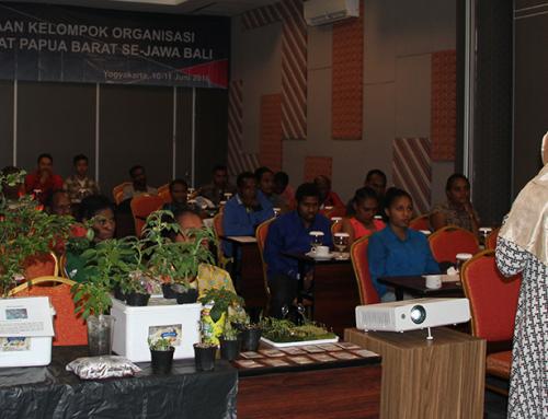 Pembinaan Kelompok Masyarakat se Jawa Bali